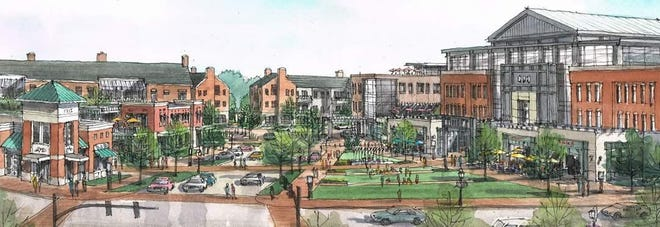 Montgomery officials say they soon will announce tenants for a $140 million development the city hopes will be a regional draw for shopping, dining, working and living.