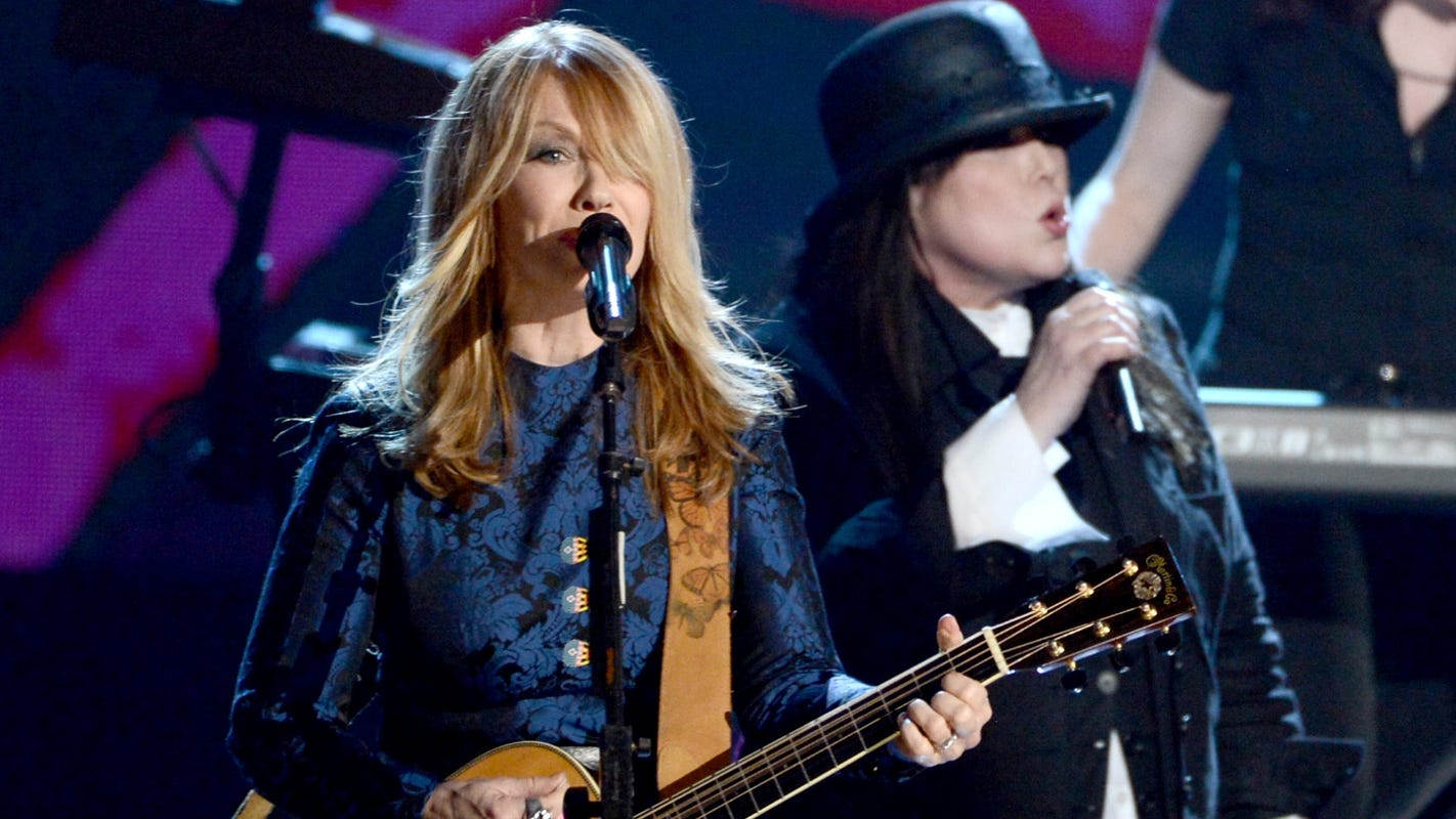 Heart to perform at Wells Fargo Arena in Des Moines on Monday