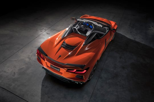 2020 Corvette convertible to cost under $70K, recall classics