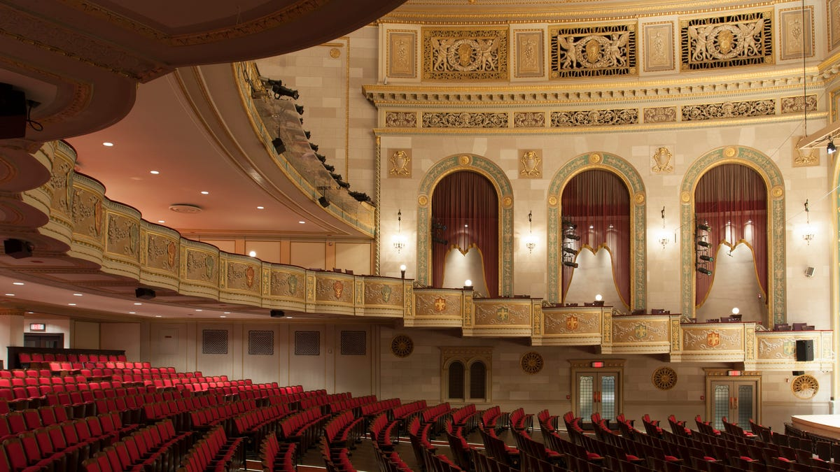 Detroit Symphony Saluting Orchestra Hall On Its 100th Birthday