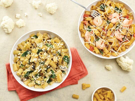 Cauliflower Rigatoni is new at Noodles & Company
