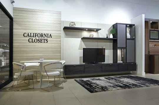California Closets' new showroom at Michigan Design Center offers complimentary design consultations.