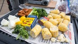 Video: Aimee Blume cooks up a tailgate shrimp boil