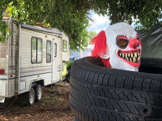 Scary clowns? Those will definitely be there at the new Frightmare on 78 at Gator Mike's in Cape Coral.