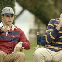 Packers Qb Aaron Rodgers Snl S Colin Jost Are Back For New Izod Ads