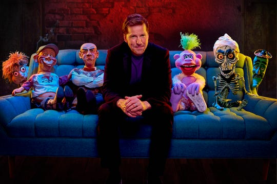 Jeff Dunham and a few of his touring buddies are headed to the Resch Center for back-to-back nights in December.