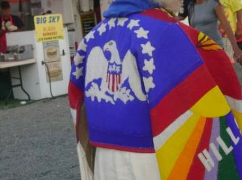 13-star peace flag