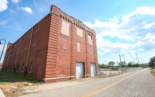 The Polk Sanitary Milk building in the 1100 block of North 15th Street is under consideration by the community and Pre-Enact Indy for renovation to become a space to serve the community.