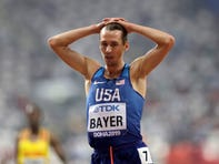 IU's Andy Bayer advances at track worlds, slams drug cheats