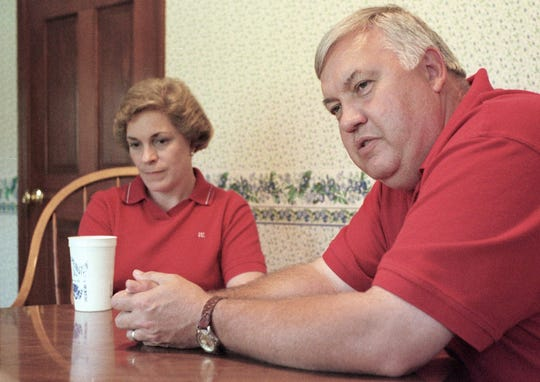 Marilyn and Eric Behrman reflect on their daughter, Jill Behrman, 19, who has not been seen since May 31, 2000.