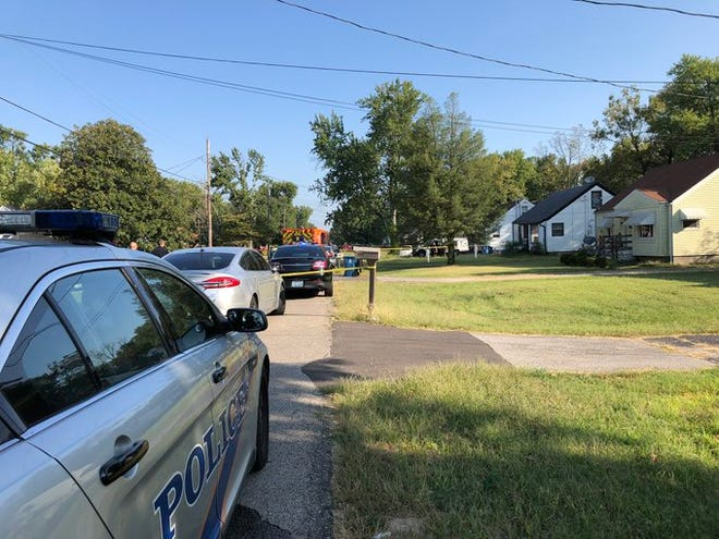 A 3-year-old boy was killed Tuesday after being attacked by two dogs at a family home in Louisville's Newburg neighborhood. Oct. 1, 2019