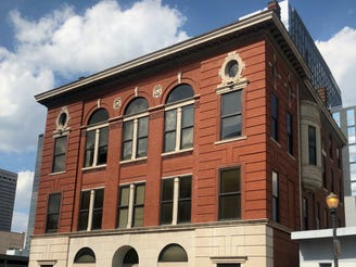 'Historic' downtown building owned by Omni Hotel could be demolished