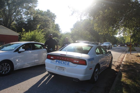 A Memphis woman was pronounced dead along Spring Valley Cove on Tuesday, according to police.