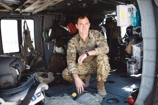 Collierville native and soldier Trevor Joseph died in an aviation accident in Fort Polk, Louisiana on Thursday. The 33-year-old is survived by his wife, Erin Joseph.