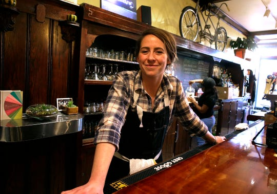Caitlin Cullen, chef-owner of the Tandem, is appealing for help to keep the restaurant going while she is sidelined by a shattered ankle.