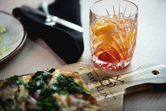 At the Waterlin Coffee Bar & Bistro in Menomonee Falls, the other bar will make Old Fashioneds a specialty. The restaurant is serving lunch and dinner daily, and the coffee bar will be open for breakfast daily.