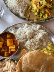 Vegetarian, home-style Indian fare will be served in a monthly series of drop-in lunches at Amaranth Bakery & Cafe, 3329 W. Lisbon Ave.