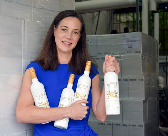 Margaret Ebeling's Nordic Distillers has kept Kringle Cream in production. She's hoping it will catch on in the Milwaukee and Racine markets, where kringle is so popular.