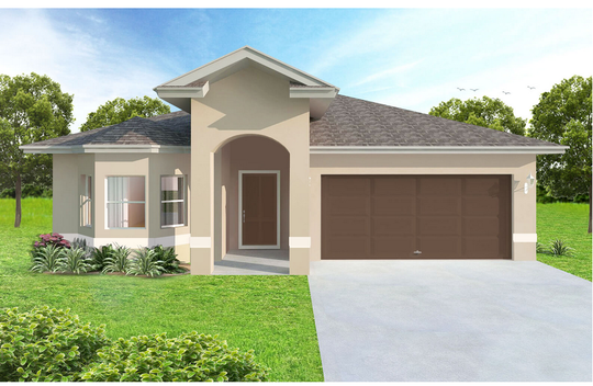 An artist's conception of the new Paraiso, now under construction at Arrowhead Reserve in Immokalee.