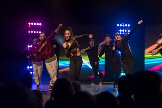 """World of Dance"" will be at the Wellmont Theater in Montclair on Oct. 25."