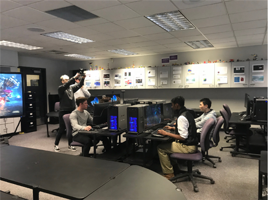 The Seaholm High School esports team has been competing for the past four years and has found success.