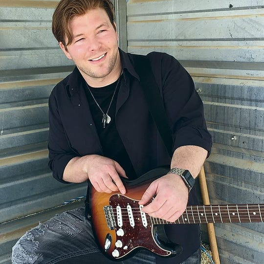 Grady James will perform at the Palm Canyon Roadhouse in Palm Springs on Saturday, Oct. 5.