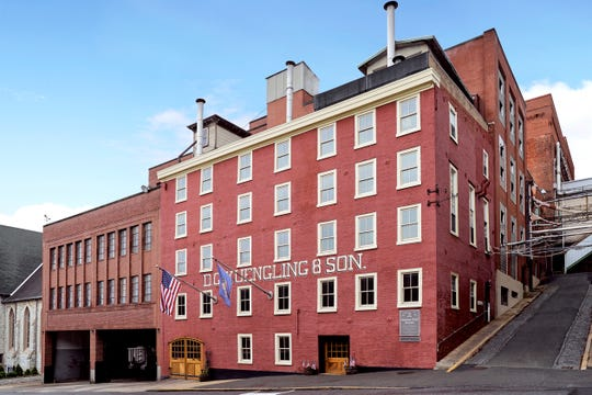 The Yuengling Brewery in Pottsville is teaming up with The Hershey Company to a release a new beer, Hershey's Chocolate Porter.