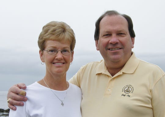 Jo Anne and Jeff Coy, pictured in 2007.