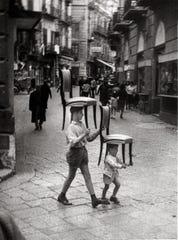 Enzo Sellerio  Palermo  Sicily, 1960  © Eredi Enzo Sellerio / Courtesy Archivio fotografico Enzo Sellerio