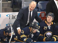 Ralph Krueger is a renaissance man who happens to be the Buffalo Sabres hockey coach