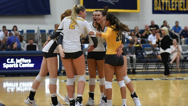 Corban sweeps Warner Pacific over the weekend in a league tilt.