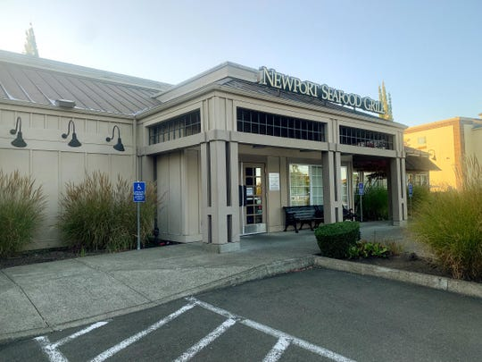Newport Seafood Grill, the longstanding fish house at1717 Freeway Court NE, has closed after 22 years in Salem.