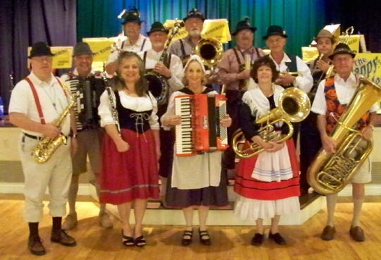 The Rusty Rudder in Dewey Beach will host its annual Beer & Pretzel Festival on Saturday, Oct. 5. The Happy Wanderers Oompah Band will perform at 1 p.m.; admission is free.