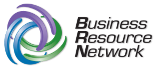 Logo for the Sioux Falls Business Resource Network.