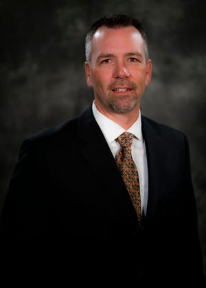 Washington High Principal Dan Conrad