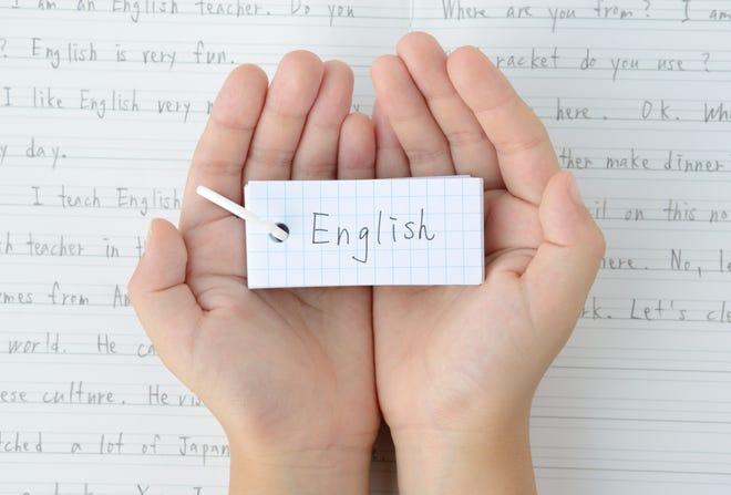 English education concepts