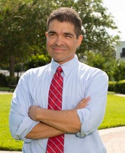 Oz Vazquez, of Port St. Lucie, is a candidate for Congress. He will face Rep. Brian Mast, R-Palm City for District 18.