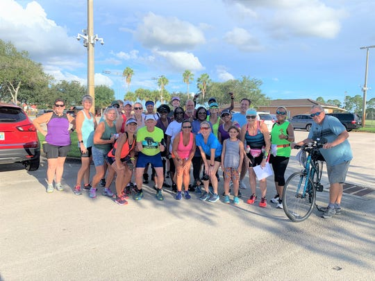 The newly formed Port St. Lucie Crosstown Running Club meets at 6 p.m. Wednesdays at McChesney Park, 1585 S.W. Cashmere Blvd., Port St. Lucie. The public is welcome to join. For details, contact Crichton McCutcheon at hemac@bellsouth.net.
