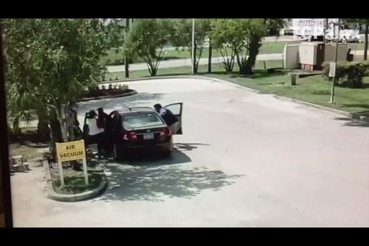 A 21-year-old man was arrested in connection with what Martin County sheriff's investigators said was a Sunday carjacking in Palm City. Video provided Oct. 1, 2019.