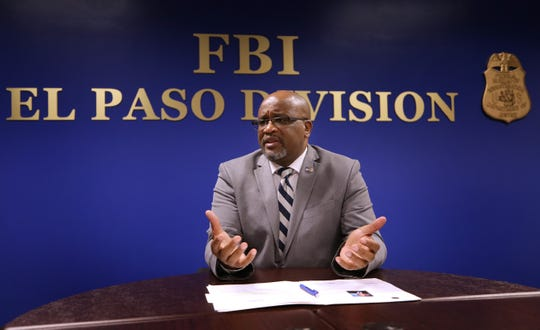FBI El Paso Special Agent in Charge Emmerson Buie is leaving El Paso to head the Chicago office.