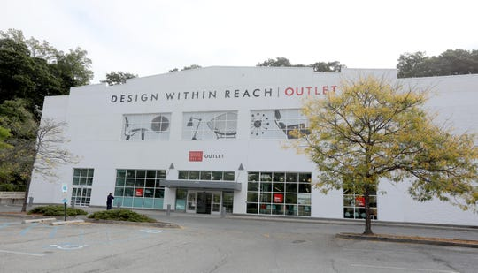 Design Within Reach Outlet, photographed Oct. 1, 2019, located on Central Park Ave. in Yonkers, will be holding its grand opening this Saturday. It's the first Design Within Reach store to open north of New York City.