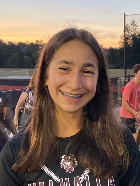 Valhalla field hockey player Ava De Natale is The Journal News/lohud Field Hockey Player of the Week for Sept. 23-29, 2019.