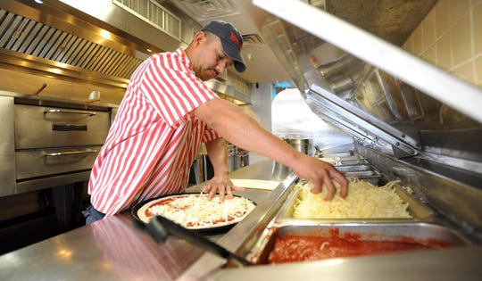 Nicola Pizza has been in operation since 1971. It has two locations in Rehoboth Beach.