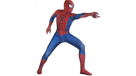 No matter which version of Spider-Man you choose to be, the suit is sure to be a hit.