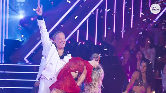 With fresh support from Trump, Sean Spicer on his 'Dancing With the Stars' survival