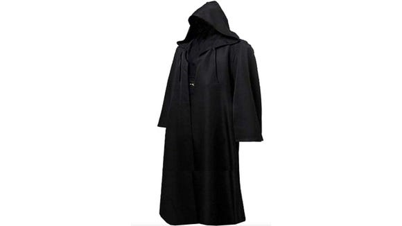The spooky possibilities are endless in this cloak.
