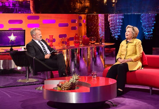 'Graham Norton' is the best late-night talk show you're not watching
