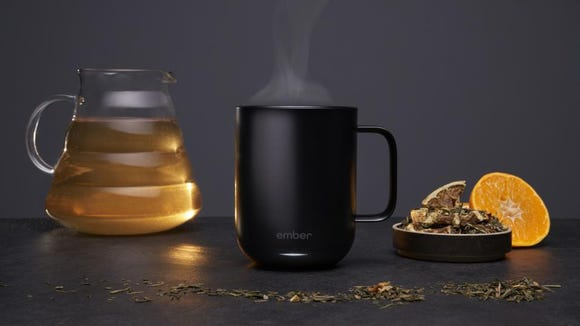 Control the temperature of your tea of coffee, right from your phone.