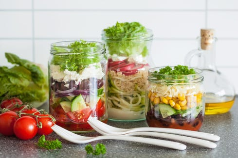 A set of mason jars can be versatile.
