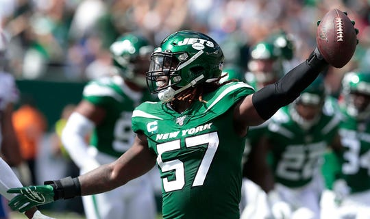 27. Jets (29): Already afterthoughts, doubts creeping that they won't have QB Sam Darnold or LB C.J. Mosley against Eagles ... whom NYJ have never beaten.